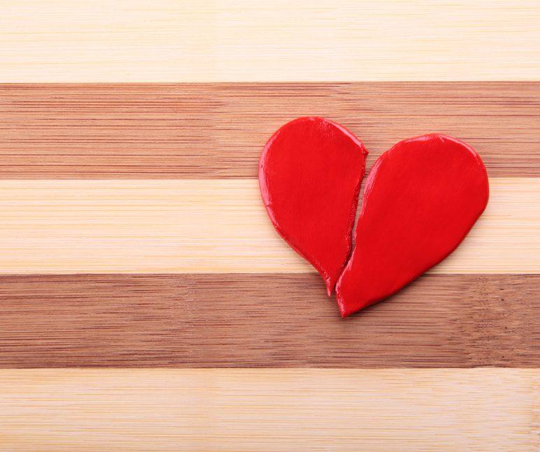 cosas que no debes hacer en una ruptura amorosa