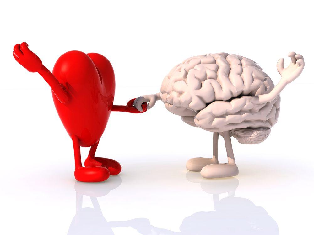 Un acuerdo entre el corazon y el cerebro