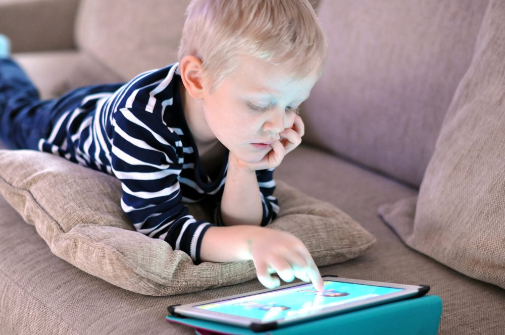 Hijos adictos a los video juegos