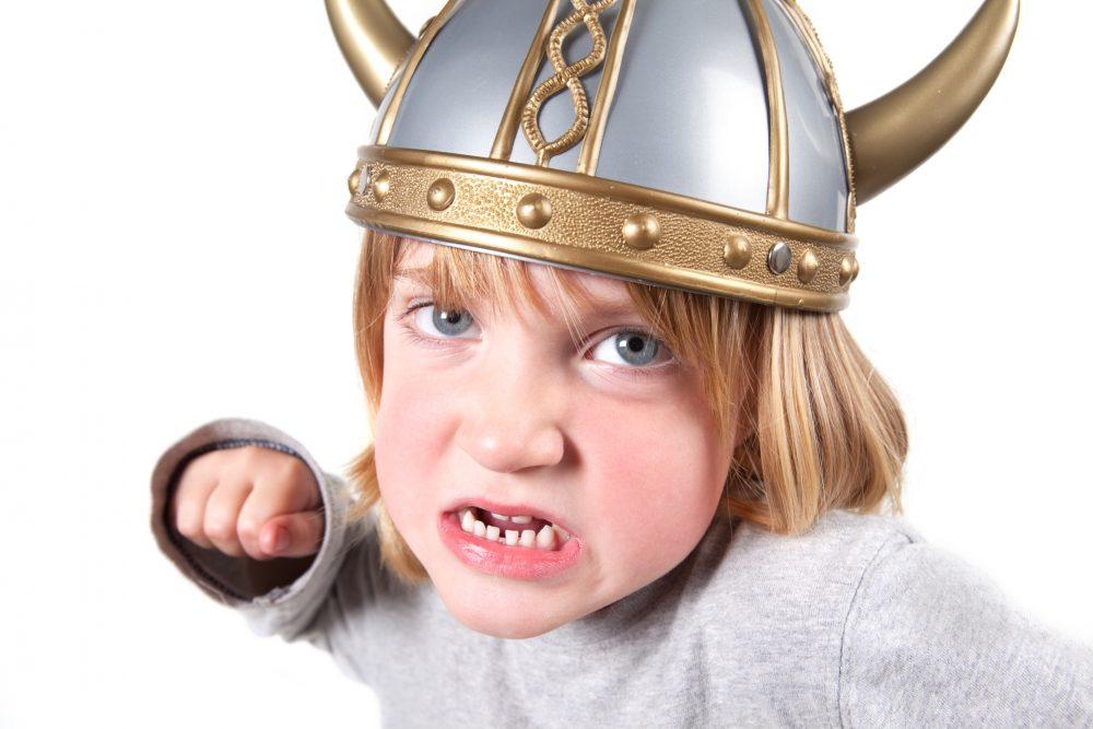 consejos para tratar la ira en los niños