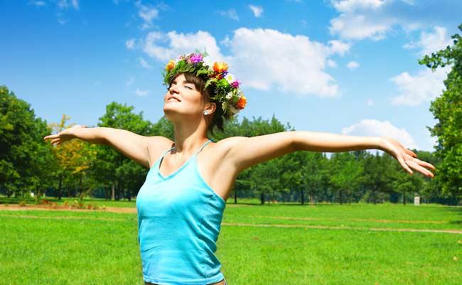 Cómo curar las enfermedades, La alegría podría preservar tu salud y prolongar tu vida