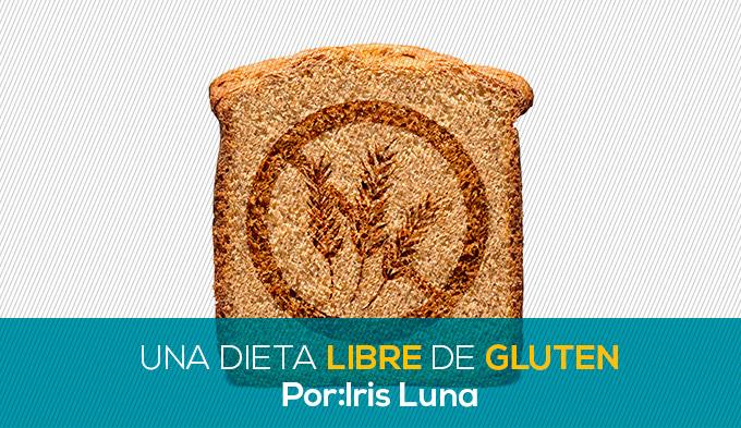 Una dieta libre de gluten
