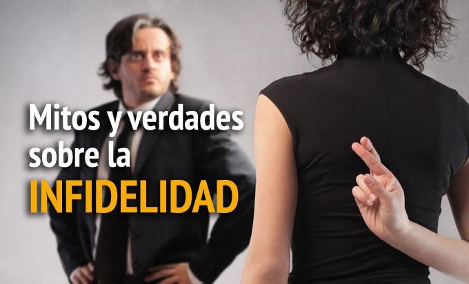 Mitos y verdades sobre la infidelidad