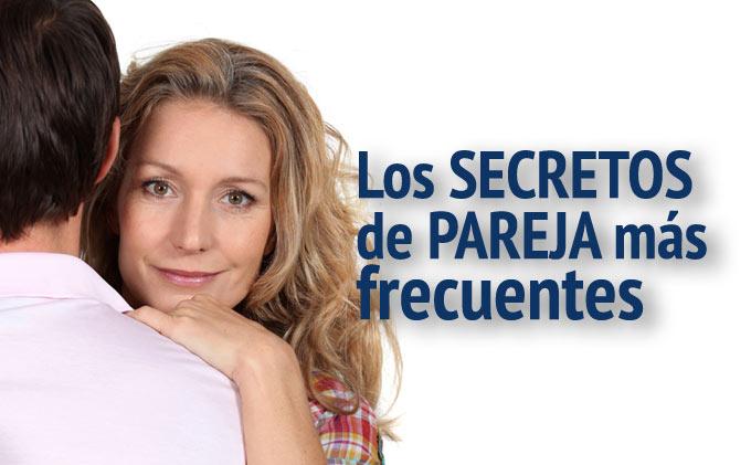 Cuáles son los secretos de pareja, Los SECRETOS de PAREJA más frecuentes