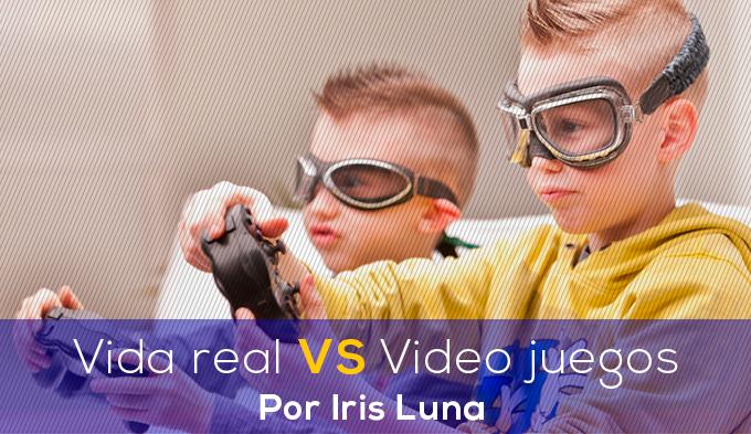 Vida real vs video juegos