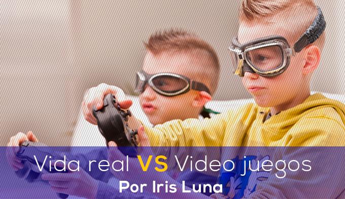 Vida real vs video juegos