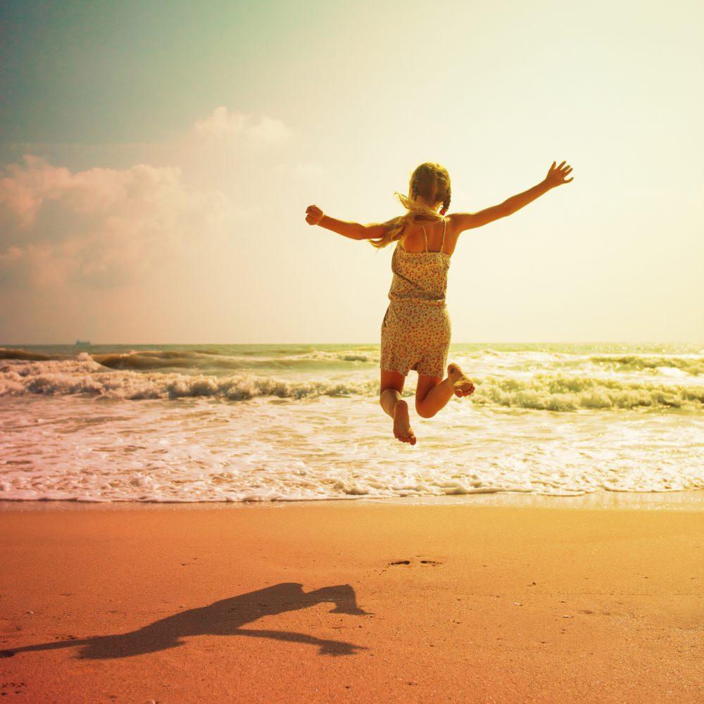 Vivir más es pensar en positivo