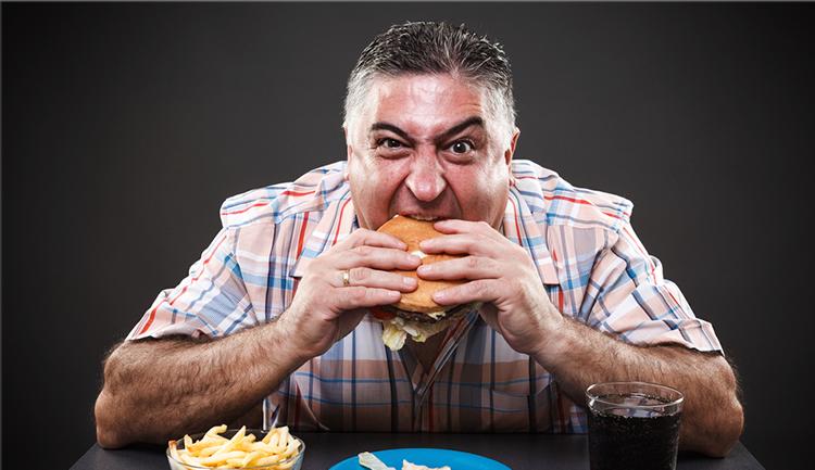 Controlar la ansiedad en la comida