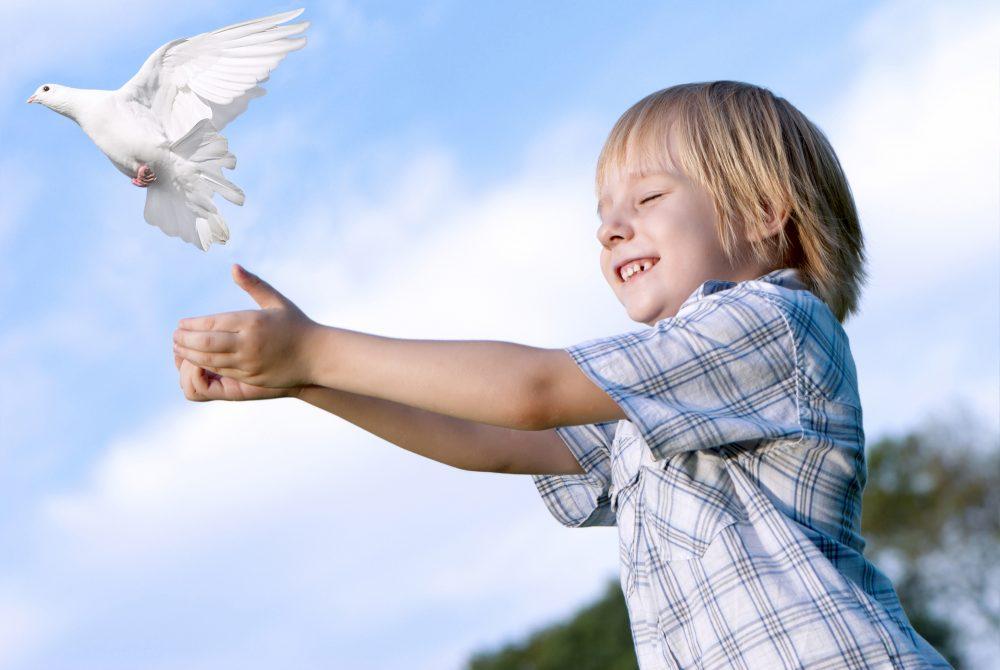 Cómo evitar la violencia en los niños, Actitudes de paz para mejorar nuestras relaciones interpersonales
