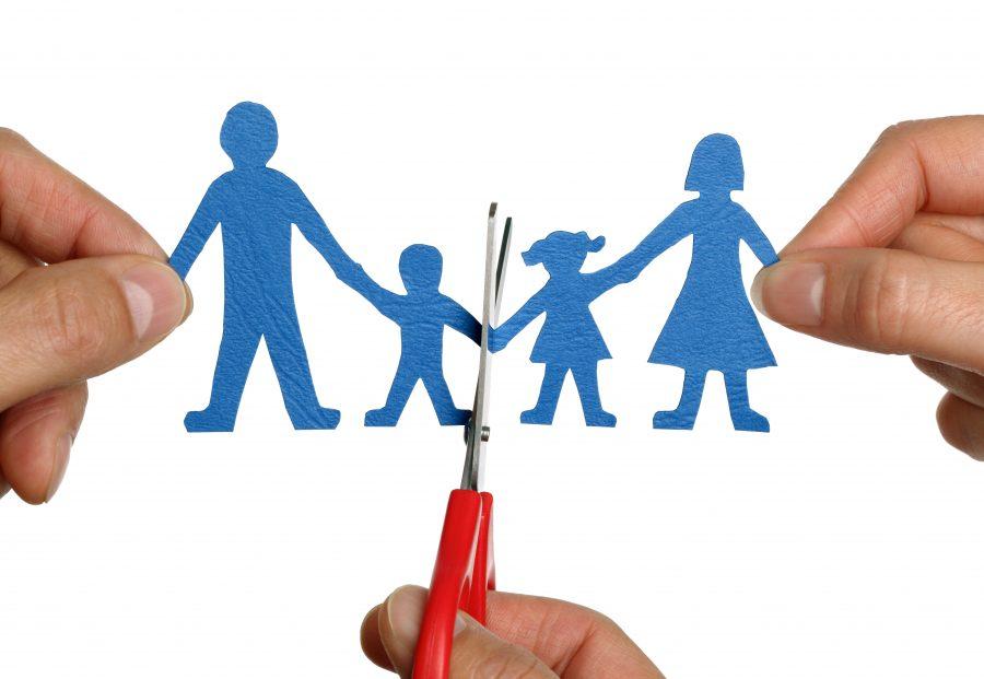 Hijos en el divorcio