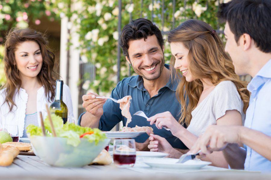 Cómo cambiar los hábitos alimenticios.