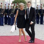 Historia de amor del presidente Emmanuel Macron