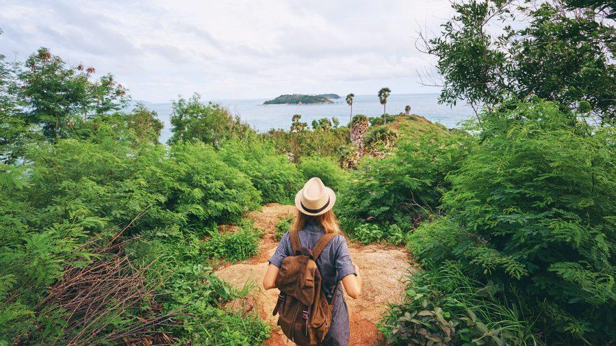 Viajar solo es beneficioso para la salud emocional de las personas