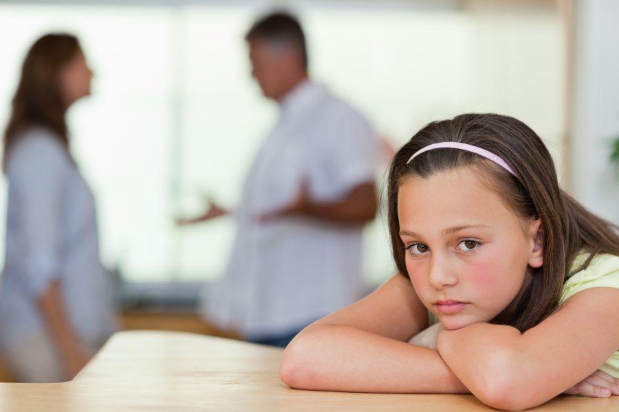 cuidado de hijos en el divorcio