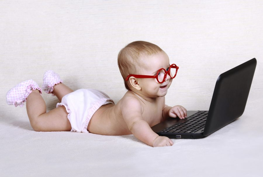 Los inconvenientes del ocio tecnológico en la temprana infancia