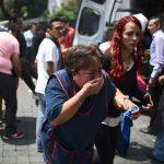 Así se vivió el devastador terremoto en México