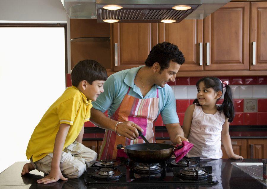 Madre padre no siempre constituyen una familia arte saber vivir