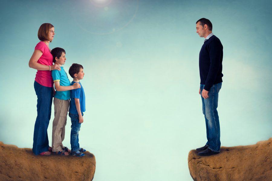 Cómo afecta a los hijos que mamá hable mal de papá