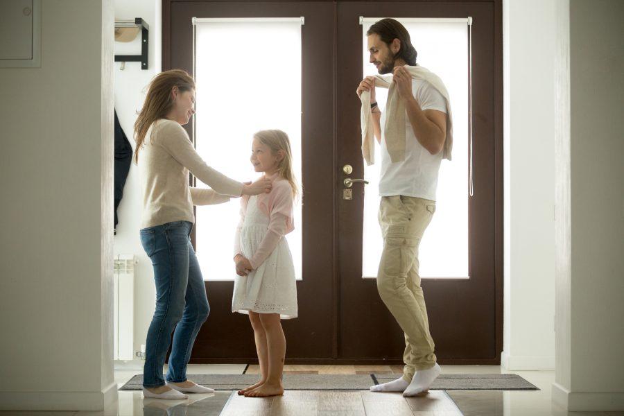 Divorciarse cuando hay hijos: elige tu mejor actitud para este proceso
