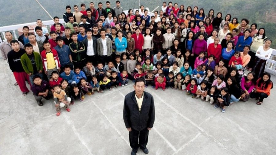 El hombre con la familia más numerosa del mundo: ¡Tiene más de 39 esposas!