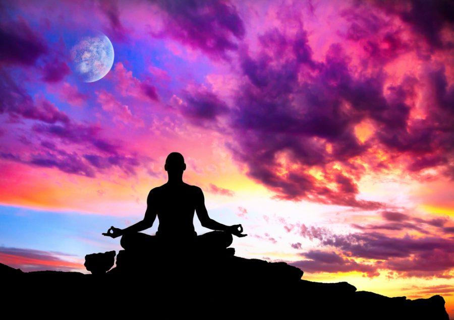 Esto es lo que le pasa a tu cerebro cuando meditas