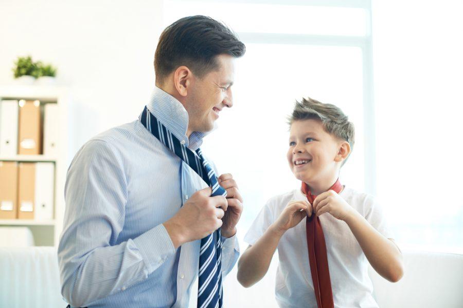 La mejor forma para criar un hijo resiliente, es que tú como padre también lo seas