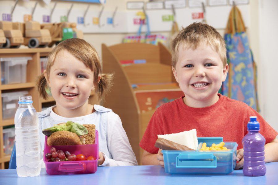 Alimentos que debes poner en la lonchera de tu hijo