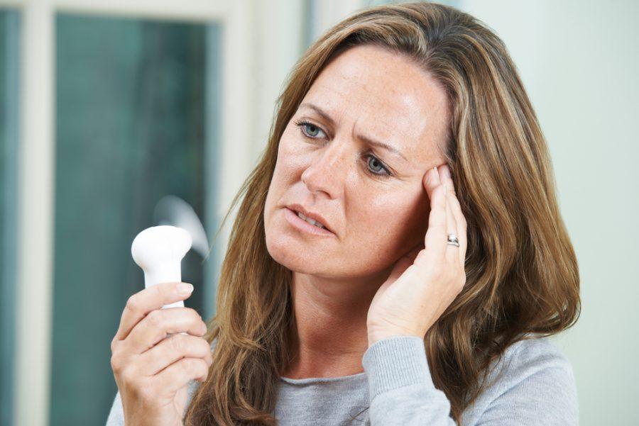 Problemas sexuales después de la menopausia