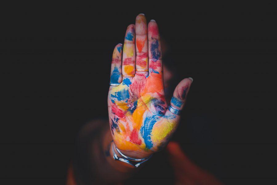 El color según tus emociones