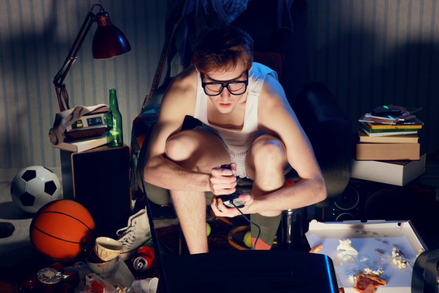 Mi hijo usa videojuegos ¿está enfermo?
