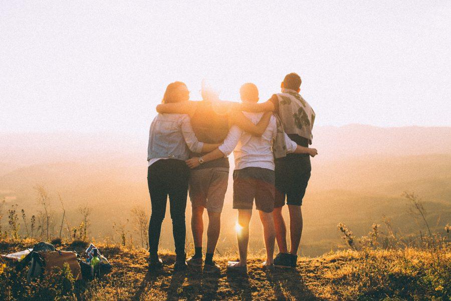 La ciencia ha demostrado que nuestro bienestar también depende de nuestras amistades