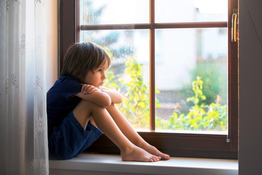 El abandono en la infancia deja secuelas imborrables