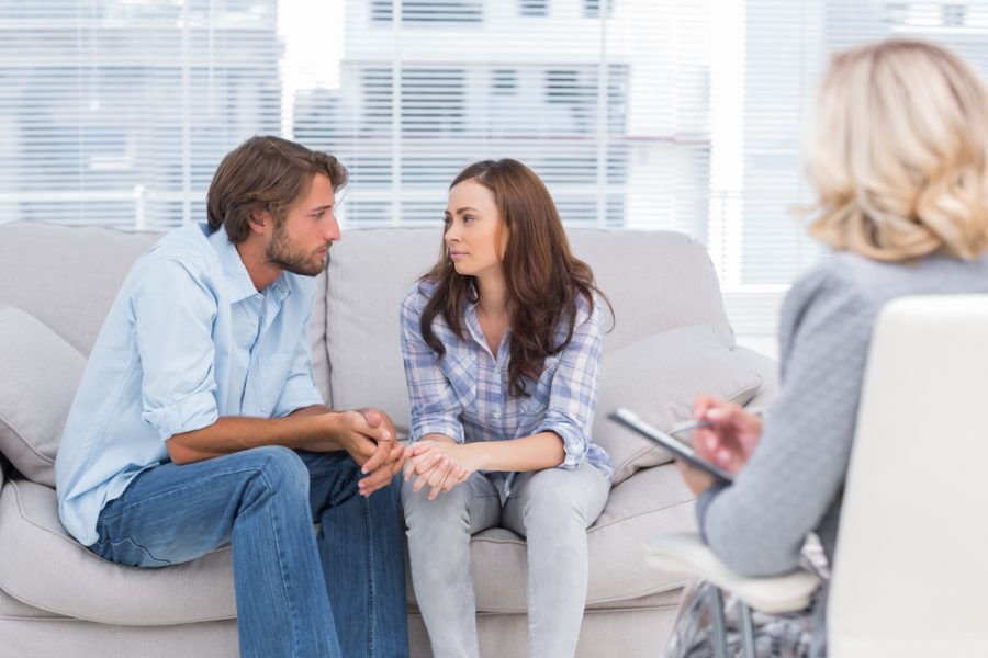 Aprende a identificar cuando es momento de ir a terapia de pareja