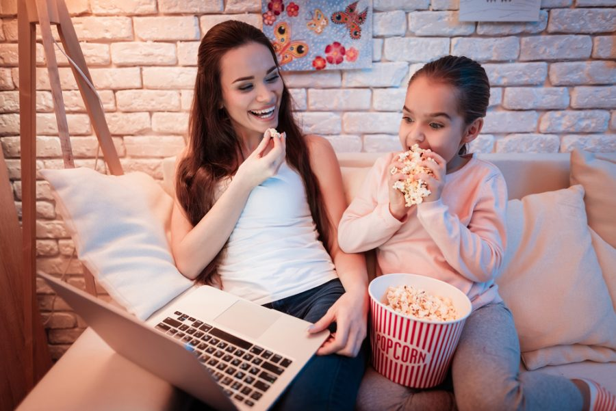 8 películas que debes ver con tus hijos