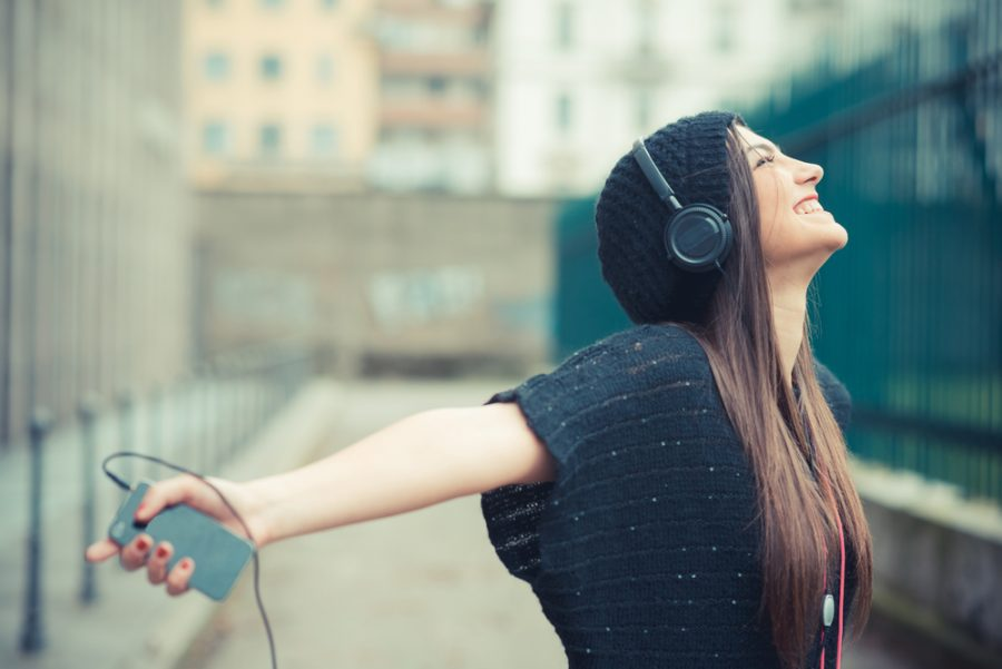 La música como aliada para combatir el estrés
