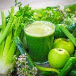 Este año sí: Cuidaré mi cuerpo. ¿Qué son los jugos verdes?