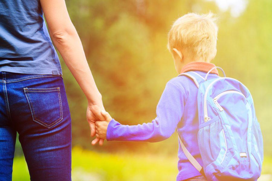 ¿Cómo preparar a tu hijo para la escuela?