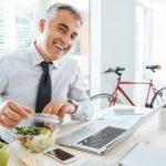 Comer bien nos hace más productivos en el trabajo