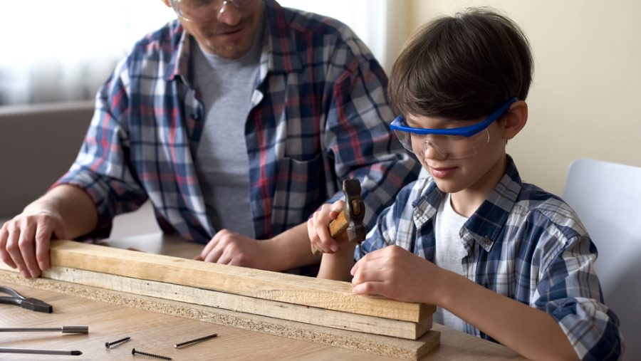 Cómo descubrir los talentos de tu hijo