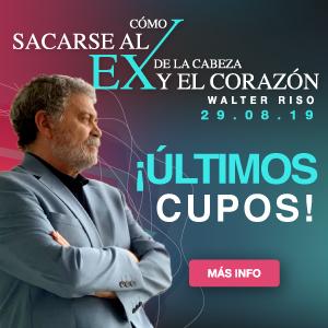 CÓMO SACARSE AL EX DE LA CABEZA Y EL CORAZÓN